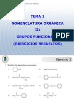 Tema 1 Ejercicios Nomenclatura Organica II