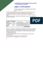74686201 CCNA 2 Chapter 1 V4 0 Answers Gabarito 2011