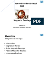 Hillyard Magnetic Bearing