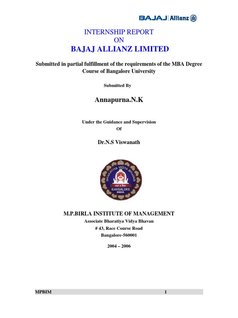 Bajaj Allianz Limited | Life Insurance | Insurance