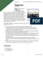 The United States Navy Antarctic Developments Program, 1946-1947