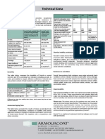 Ductal Data brochure