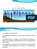 HISTORIA DO PETRÓLEO