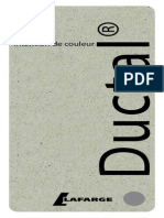 Ductal Colour Palette brochure