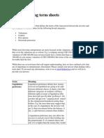 Understanding term sheet.docx