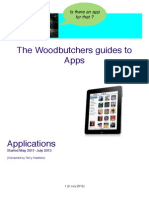 ipad apps woodbutchers