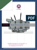 TRANSFORMER testing manual final.pdf