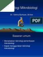 Teknologi Mikrobiologi