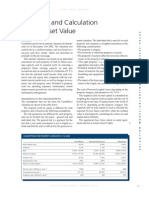 Valuation and Calculation of Net Asset Value