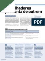 Guia Fiscal 2013 Trabalhadores Por Conta de Outrem