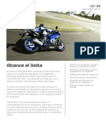 Yamaha YZF600R6 2013