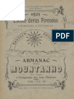 Armanac dera Mountanho. - Annado 19, 1926