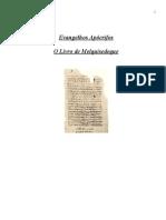 Evangelhos Apócrifos - O Livro de Melquisedeque