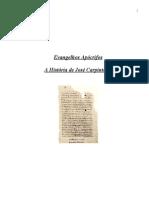 Evangelhos Apócrifos - A História de José Carpinteiro