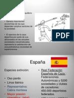 Presentación Caza España
