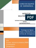 Monitor Multiparametros