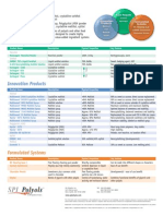 Spi Poly Ols Product Guide