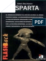 Esparta, Historia, Sociedad, Cultura – Ernst Baltrusch