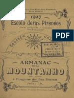 Armanac dera Mountanho. - Annado 20, 1927