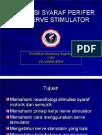 4 Stimulasi Syaraf Perifer Dan Nerve Stimulator Cpd 2012
