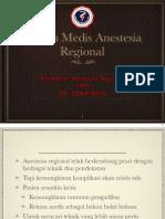 6 Rekam Medis Anestesia Regional CPD 2012