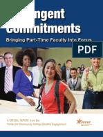 Contingent Commitments