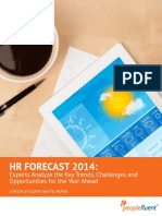 HR Forecast 2014