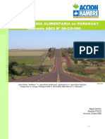 La Soberanía Alimentaria en Paraguay
