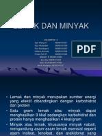 PPT Lemak & Minyak
