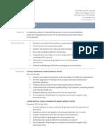 resume sample .docx