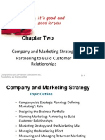 Principles of Marketing 15e PPT Ch 02