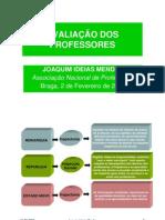 POWERPOINT AVALIAÇÃO DE DESEMPENHO
