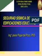 Segurid Sismic Edificaciones-JRCC