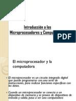 Arquitecturas de uP y uC