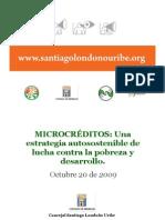 Presentación Banco de las Oportunidades - 20 de octubre 2009