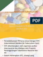 Penatalaksanaan Tuberculosis