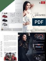 Naza Picanto Brochure