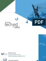 TechEd - Private Cloud + Public Cloud v3[1]