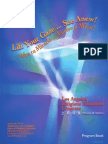 RECongress 2008 Program Book