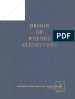 165829765 Design of Welded Structures