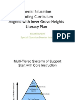 revised igh sp ed literacy continuum k-12