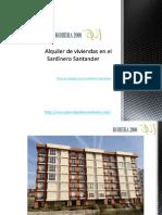Pisos en Alquiler Sardinero Santander