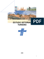 Estudo Setorial Do Turismo No Ce