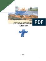 Estudo Setorial Do Turismo No Ce