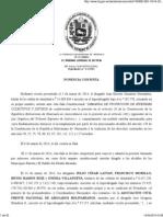 TSJ - SC, DESACATO amparo - destitución ALCALDE Ceballos Táchira