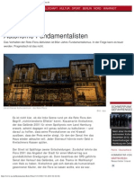 Kommentar Rote Flora_ Autonome Fundamentalisten - Taz.de
