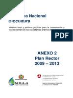 01. Plan Rector Programa Biocultura