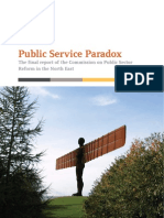 Public Service Paradox