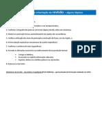 reviso de texto - propostas bsico e secundrio