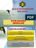 Sistem Modular STPM
